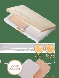 モイストパウダリーファンデーション レフィル・スポンジ付 2色 【11g】